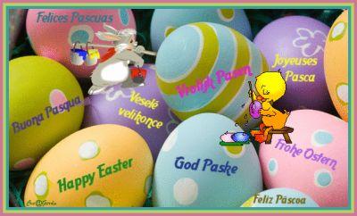 vrolijk Pasen2015